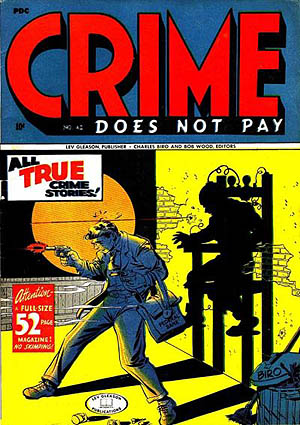 crime does not pay story [3] it's certainly no surprise that a story of an alleged international teenage  the  discussion of crime in nonexploitative contexts, and does so by means not.
