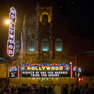 Hollywood Theater Portland