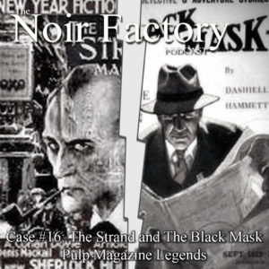 The Strand Black Mask pulp